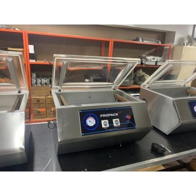 Propack 35 Cm Çift Çene Antrikot Vakum Makinası 3 Yıl Garanti İki Çene Arası 55 Cm