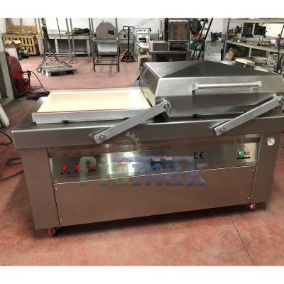 Çift Odalı Seri Üretime Uygun Sanayi Tipi Vakum Makinası ( 70 cm )