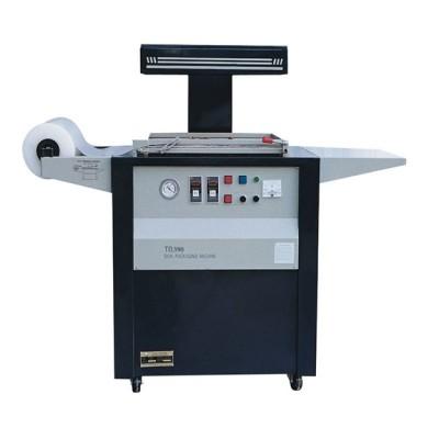FiaPack Karton Ürün Paketleme Makinesi – Karton Üzeri Vakum Makinesi ( Skin Pack ) FP-390