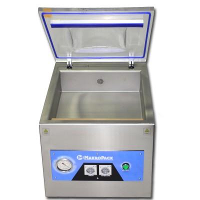 Makropack 35 Cm Tek Çene Set Üstü Vakum Makinesi Gıda Vakum Makinası