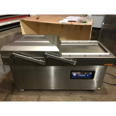 Fiapack 61 cm Double Chamber Et Gıda Seri Vakum Makinesi