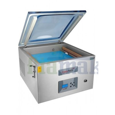 Crompack 48 Cm Çift Çene Gıda Vakum Paketleme Makinesi - Yerli Üretim
